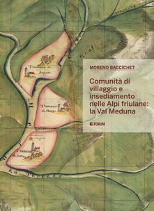Voluntariadobaleares2014.es Comunità di villaggio e insediamento nelle Alpi friulane: la val Meduna Image