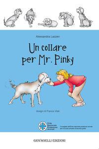 Un collare per Mr Pinky