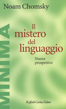 Daddyswing.es Il mistero del linguaggio. Nuove prospettive Image