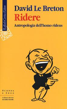 Associazionelabirinto.it Ridere. Antropologia dell'homo ridens Image