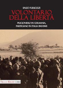 Volontario della libertà. Prigioniero in Germania, partigiano in Italia 1943-1945 - Enzo Furiozzi - copertina