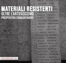 Prospektiva. Vol. 59: Materiali resistenti oltre l'antifascismo. - copertina