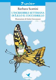 Lpgcsostenible.es L' incredibile settimana di Lillo il coccodrillo Image