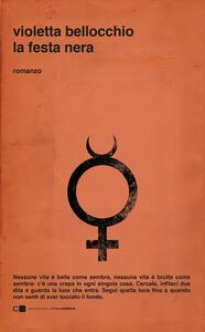 La festa nera - Violetta Bellocchio - copertina