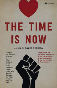 The time is now - David Bidussa - ebook