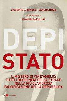 Depistato - Giuseppe Lo Bianco,Sandra Rizza - copertina