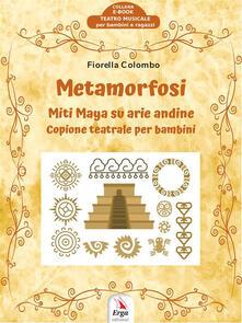 Metamorfosi - Fiorella Colombo - ebook
