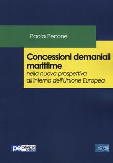Vitalitart.it Concessioni demaniali marittime nella nuova prospettiva all'interno dell'Unione Europea Image