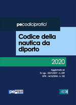 Codice della nautica da diporto 2020