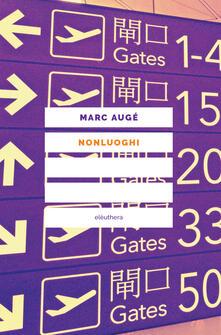 Nonluoghi - Marc Augé - copertina