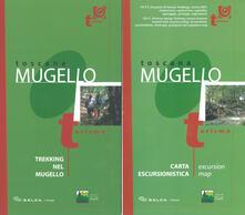Camfeed.it Toscana, Mugello. Trekking nel Mugello. Con carta escursionistica 1:50.000 Image