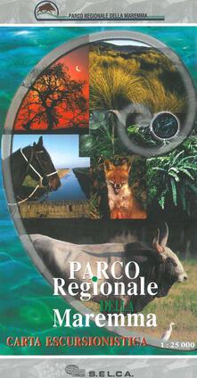 Parco regionale della Maremma. Carta escursionistica 1:25.000.pdf