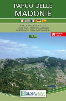 Daddyswing.es Parco delle Madonie. Carta escursionistica 1:50.000 Image