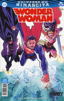 Ilmeglio-delweb.it Rinascita. Wonder Woman. Vol. 18 Image