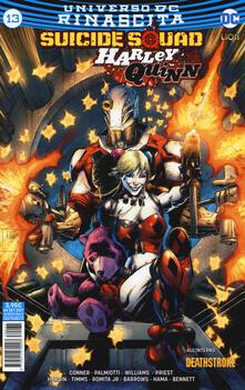 Promoartpalermo.it Rinascita. Suicide Squad. Harley Quinn. Vol. 13 Image