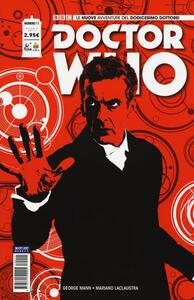 Doctor Who. Le nuove avventure del dodicesimo dottore. Vol. 11: Fenomeni paranormali.