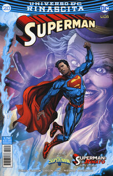 Equilibrifestival.it Rinascita. Superman. Vol. 20 Image