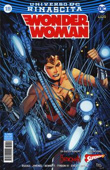 Winniearcher.com Rinascita. Wonder Woman. Vol. 19 Image