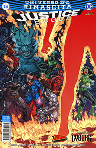 Rinascita. Justice League. Vol. 16
