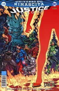 Rinascita. Justice League. Vol. 16