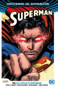 Superman Rebirth. Vol. 1