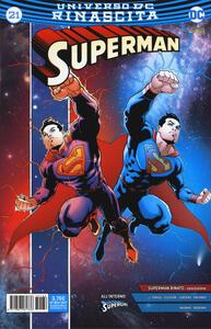 Rinascita. Superman. Vol. 21