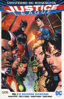 Rinascita. Justice League. Vol. 1: macchine estinzione, Le..pdf