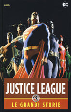 Libro Grandi storie. Justice League