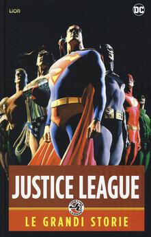 Voluntariadobaleares2014.es Grandi storie. Justice League Image