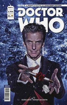 Letterarioprimopiano.it Doctor Who. Le nuove avventure del dodicesimo dottore. Vol. 12 Image