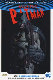 Secchiarapita.it All-star Batman. Universo DC. Rinascita. Vol. 1: mio peggior nemico, Il. Image