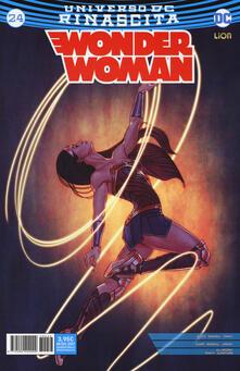 Premioquesti.it Rinascita. Wonder Woman. Vol. 24 Image