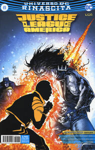 Rinascita. Justice League America. Vol. 8