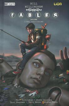Fables deluxe. Vol. 13 - Bill Willingham,Mark Buckingham - copertina