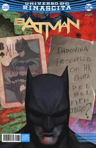 Rinascita. Batman. Vol. 26