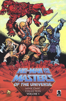 Lpgcsostenible.es He-Man and the masters of the Universe. Minicomic collection. Vol. 1 Image