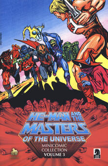 He-Man and the masters of the Universe. Minicomic collection. Vol. 3.pdf