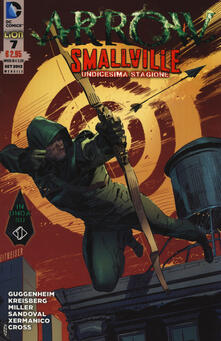 Warholgenova.it Arrow Smallville. Vol. 7 Image