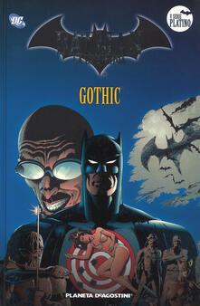 Filmarelalterita.it Batman. La leggenda. Vol. 47: Gothic. Image