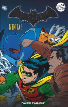 Promoartpalermo.it Batman. La leggenda. Vol. 59: Ninja!. Image