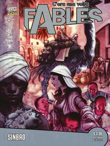 C'era una volta. Fables. Vol. 14: Sinbad.