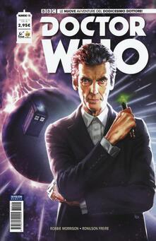Voluntariadobaleares2014.es Doctor Who. Le nuove avventure del dodicesimo dottore. Vol. 15 Image