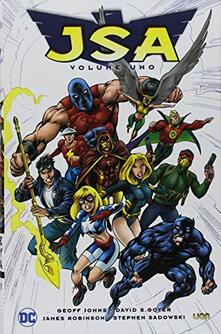 Steamcon.it Justice society America. Vol. 1 Image