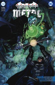 Listadelpopolo.it Rinascita. Batman. Il cavaliere oscuro. Variant Image