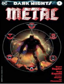 Adiaphora.it Metal. Batman. Il cavaliere oscuro. Variant. Vol. 13 Image
