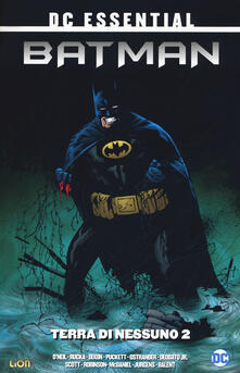 Antondemarirreguera.es Terra di nessuno. Batman. Vol. 2 Image
