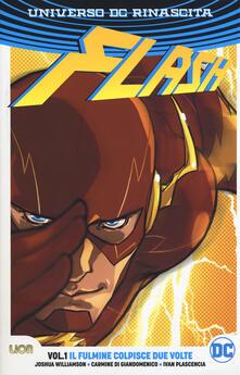 Grandtoureventi.it Rinascita. Flash. Vol. 1: fulmine colpisce due volte, Il. Image