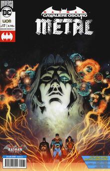Aboutschuster.de Metal. Batman. Il cavaliere oscuro. Vol. 17 Image