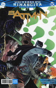 Winniearcher.com Rinascita. Batman. Vol. 31 Image