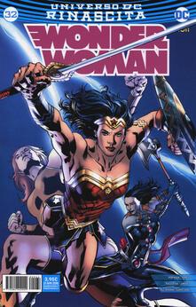 Camfeed.it Rinascita. Wonder Woman. Vol. 32 Image